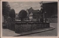 Schmiedeberg im Riesengebirge Nepomuk-Brücke. [Dokument ikonograficzny]