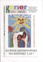 Kurier Kromnowski. Miesięcznik Sołectwa Kromnów, 2017, nr 4 (141)