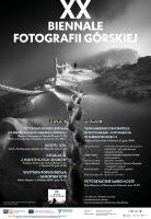 XX Biennale Fotografii Górskiej - plakat [Dokument życia społecznego]