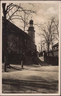 Hirschberg i. Riesengebirge. Kathol. Kirche [Dokument ikonograficzny]