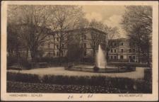 Hirschberg i. Schles. Wilhelmsplatz [Dokument ikonograficzny]