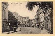 Hirschberg i. Schl. Schützenstrasse [Dokument ikonograficzny]