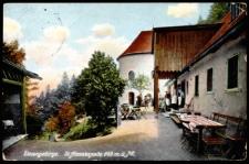 Riesengebirge. St. Annakapelle 668 m. ü. M. [Dokument ikonograficzny]