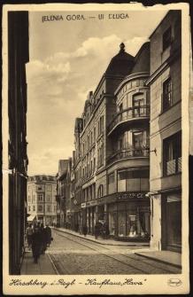 "Hirschberg i. Rsgb. - Kaufhaus ""Hava"" [Dokument ikonograficzny]"