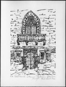 Portal kościoła Św. Erazma i Pankracego [Dokument ikonograficzny]