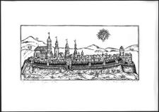 Jelenia Góra 1682 [Dokument ikonograficzny]