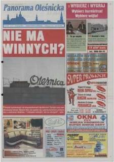 Panorama Oleśnicka: tygodnik Ziemi Oleśnickiej, 2002, nr 15 (680)