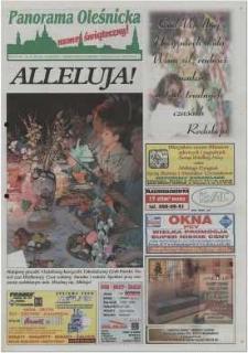 Panorama Oleśnicka: tygodnik Ziemi Oleśnickiej, 2002, nr 25/26 (691)