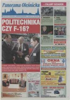 Panorama Oleśnicka: tygodnik Ziemi Oleśnickiej, 2002, nr 23 (688)