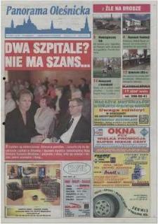 Panorama Oleśnicka: tygodnik Ziemi Oleśnickiej, 2002, nr 27 (692)