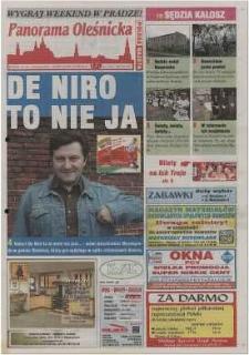 Panorama Oleśnicka: tygodnik Ziemi Oleśnickiej, 2002, nr 44 (709)