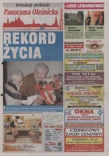 Panorama Oleśnicka: tygodnik Ziemi Oleśnickiej, 2002, nr 47 (712)