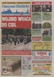 Panorama Oleśnicka: tygodnik Ziemi Oleśnickiej, 2002, nr 83 (748)