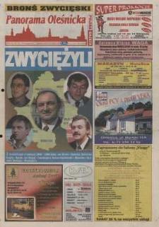 Panorama Oleśnicka: tygodnik Ziemi Oleśnickiej, 2002, nr 90 (755)