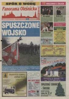 Panorama Oleśnicka: tygodnik Ziemi Oleśnickiej, 2002, nr 98 (763)