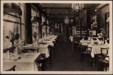 Hotel Strauss - Terrasse [Dokument ikonograficzny]