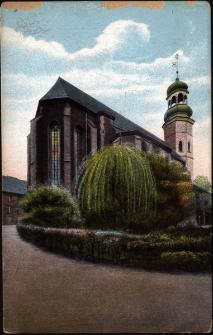 Hirschberg i. Schl. Kathol. Stadt-Pfarrkirche [Dokument ikonograficzny]