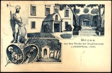 Gruss aus dem Kloster der Ursulinerinnen in Liebenthal i/Schl [Dokument ikonograficzny]