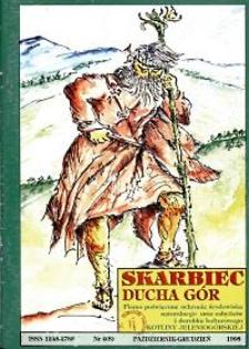 Skarbiec Ducha Gór, 1998, nr 4 (8)
