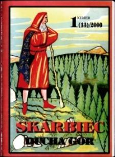 Skarbiec Ducha Gór, 2000, nr 1 (13)