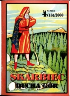 Skarbiec Ducha Gór, 2000, nr 4 (16)