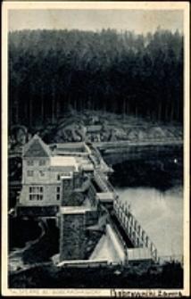 Siedlęcin - zapora wodna na Bobrze [Dokument ikonograficzny]