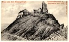 Schneekoppenhäuser u. Welterwarte [Dokument ikonograficzny]