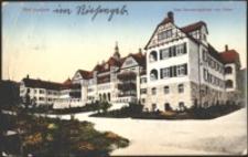 Hohenwiese. Das Genesungheim von Osten [Dokument ikonograficzny]