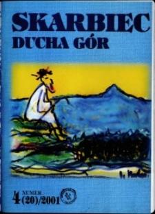 Skarbiec Ducha Gór, 2001, nr 4 (20)