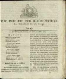 Der Bote aus dem Riesen-Gebirge : eine Wochenschrift für alle Stände, R. 1, 1813, nr 49