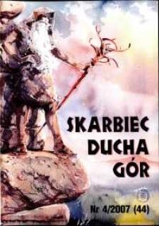 Skarbiec Ducha Gór, 2007, nr 4 (44)