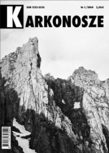 Karkonosze, 2004, nr 1