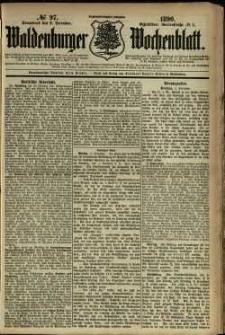 Waldenburger Wochenblatt, Jg. 36, 1890, nr 97