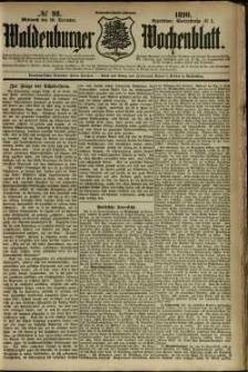 Waldenburger Wochenblatt, Jg. 36, 1890, nr 98
