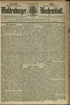 Waldenburger Wochenblatt, Jg. 36, 1890, nr 100