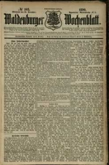 Waldenburger Wochenblatt, Jg. 36, 1890, nr 103