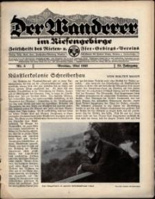 Der Wanderer im Riesengebirge, 1932, nr 5