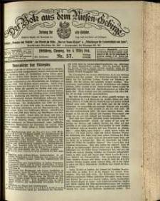 Der Bote aus dem Riesen-Gebirge : Zeitung für alle Stände, R. 102, 1914, nr 57