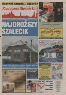 Panorama Oleśnicka: tygodnik Ziemi Oleśnickiej, 2003, nr 4 (772)