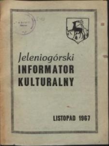 Jeleniogórski Informator Kulturalny, listopad 1967