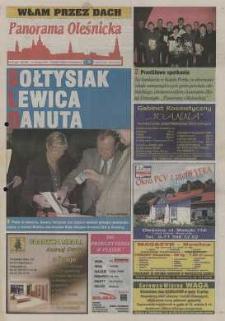 Panorama Oleśnicka: tygodnik Ziemi Oleśnickiej, 2003, nr 12 (780)