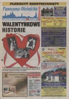 Panorama Oleśnicka: tygodnik Ziemi Oleśnickiej, 2003, nr 13 (781)