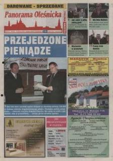 Panorama Oleśnicka: tygodnik Ziemi Oleśnickiej, 2003, nr 14 (782)