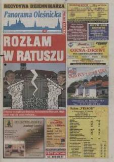Panorama Oleśnicka: tygodnik Ziemi Oleśnickiej, 2003, nr 19 (787)