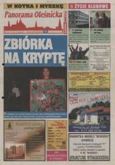 Panorama Oleśnicka: tygodnik Ziemi Oleśnickiej, 2003, nr 28 (796)