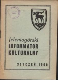 Jeleniogórski Informator Kulturalny, styczeń 1969