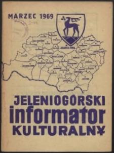 Jeleniogórski Informator Kulturalny, marzec 1969