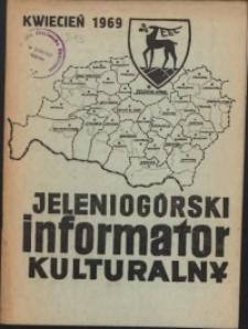 Jeleniogórski Informator Kulturalny, kwiecień 1969