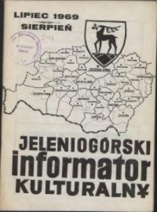 Jeleniogórski Informator Kulturalny, lipiec-sierpień 1969