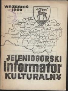 Jeleniogórski Informator Kulturalny, wrzesień 1969